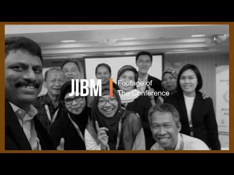 Footage of JIBM Japan Conference 2018