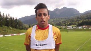 قناة لخويا | السعدي: معسكر النمسا فرصة لزيادة الانسجام بين اللاعبين
