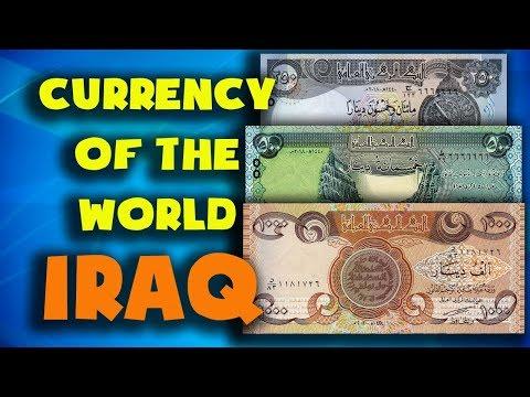 Currency Of The World - Iraq. Iraqi Dinar. Exchange Rates Iraq.Iraqi Banknotes And Iraqi Coins
