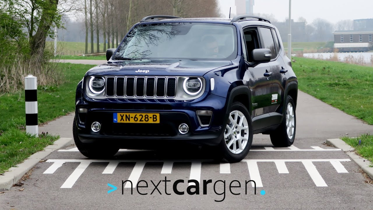 Jeep Renegade 2019 Full Review Is This Facelift Good Enough