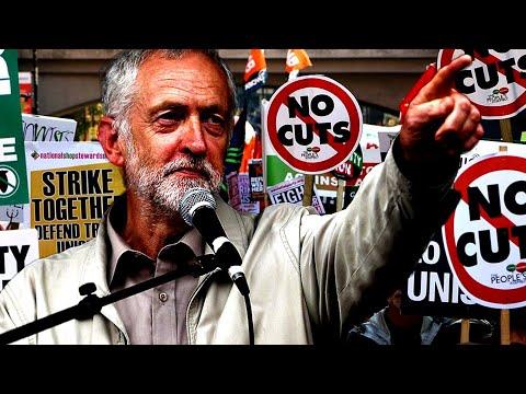 Corbyn-revolutionen i Storbritannien