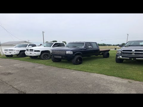 Diesel Motorsports Thunder in Muncie 2019