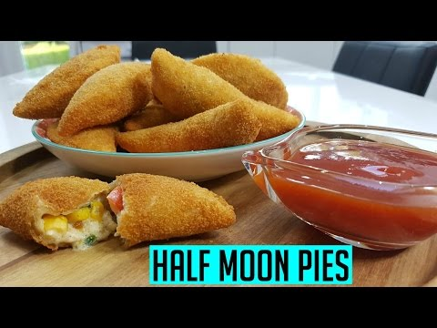 Half Moon Recipe | Ramadan Recipes | Indian Cooking Recipes | Cook with Anisa