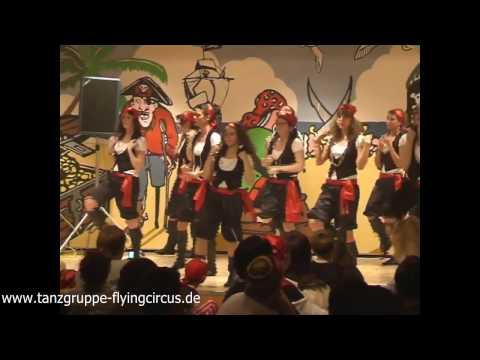 "Piraten-Tanz - Showtanzgruppe ""The Flying Circus""- 2008"