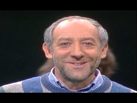 Carlo von Tiedemann im Gespräch mit Didi Hallervorden 1985