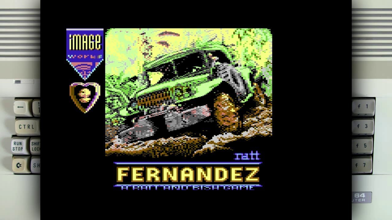 Fernandez Must Die on the Commodore 64