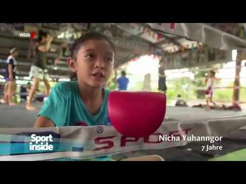 Ohne Schutz - Kinder beim Thaiboxen   Sport inside   WDR