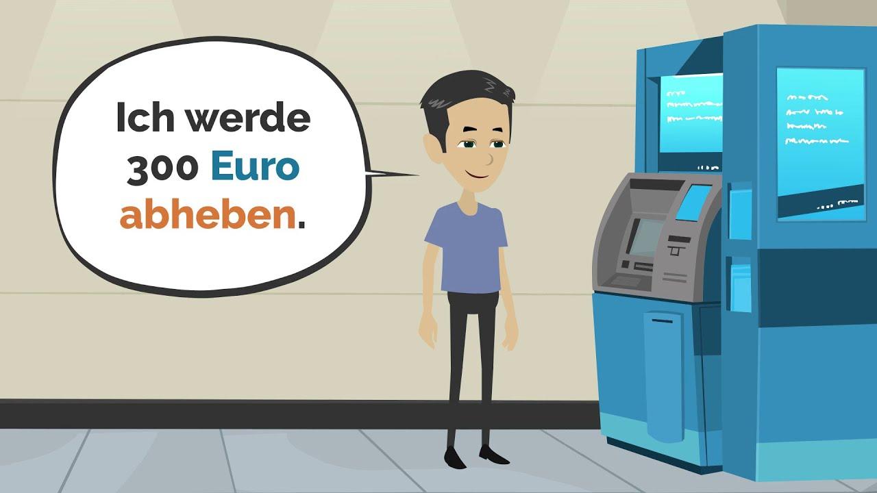 Download Deutsch lernen   Wortschatz: in der Stadt   wichtige Verben