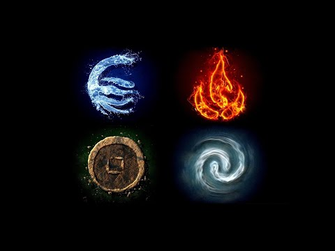 Avatar: The Last Airbender Power Levels