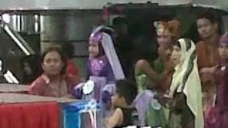 Agid Aulia Mahsa - Lomba Busana Muslim Anak - anak