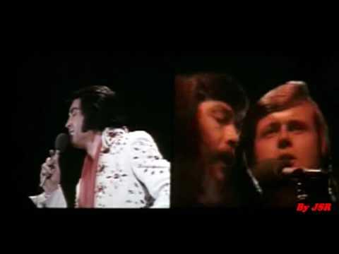 Elvis Presley Never Been To Spain 1972 HD Live