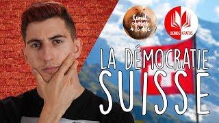 La SUISSE plus DÉMOCRATIQUE que la FRANCE ? - Cemil Choses à Te Dire