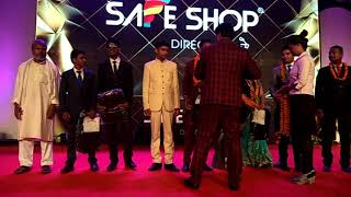 Safe shop silver promotion mr.akhilesh kumar Chakia tiger team