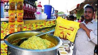 Maggi Noodle Recipe | Yummy Maggi Masala Noodles | Maggi Noodles Donating to Orphans