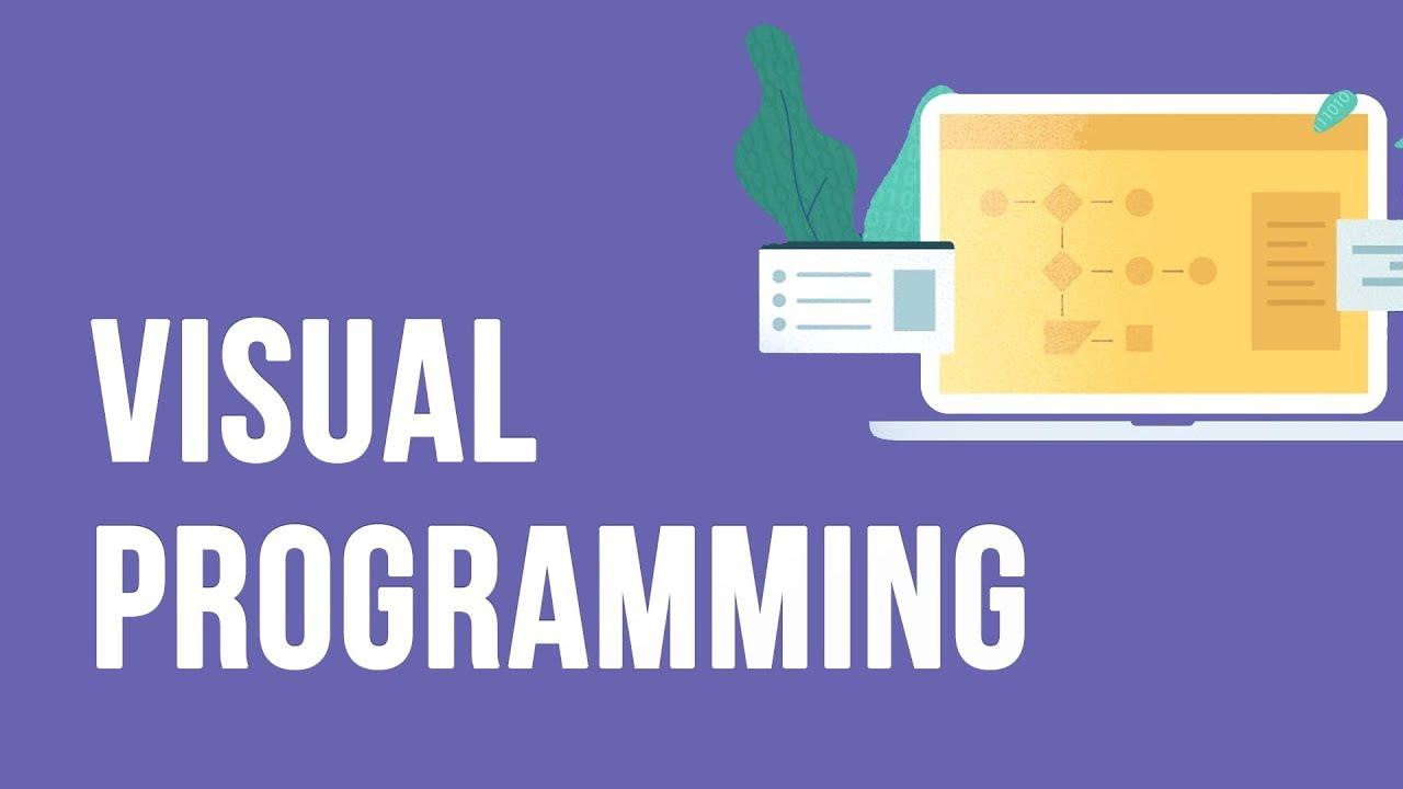 Visual History Of Visual Programming Languages