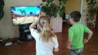 Обзор на игру Kinect Sport на XBOX 360 вторая часть