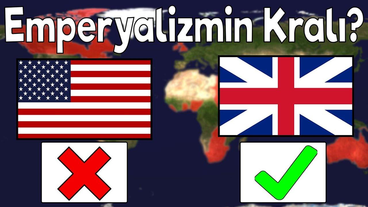 Emperyalizmin Kralı! - Büyük Britanya - Hızlı Anlatım