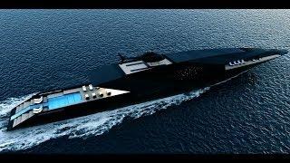 Black Swan Superyacht