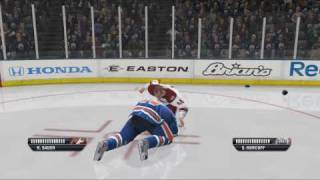 NHL 2010: Coyotes vs Oilers: SCF Game Seven