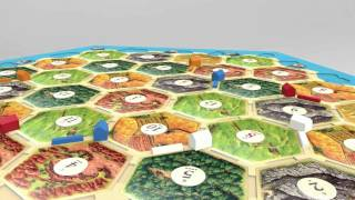 Catan Board Kickstarter Project