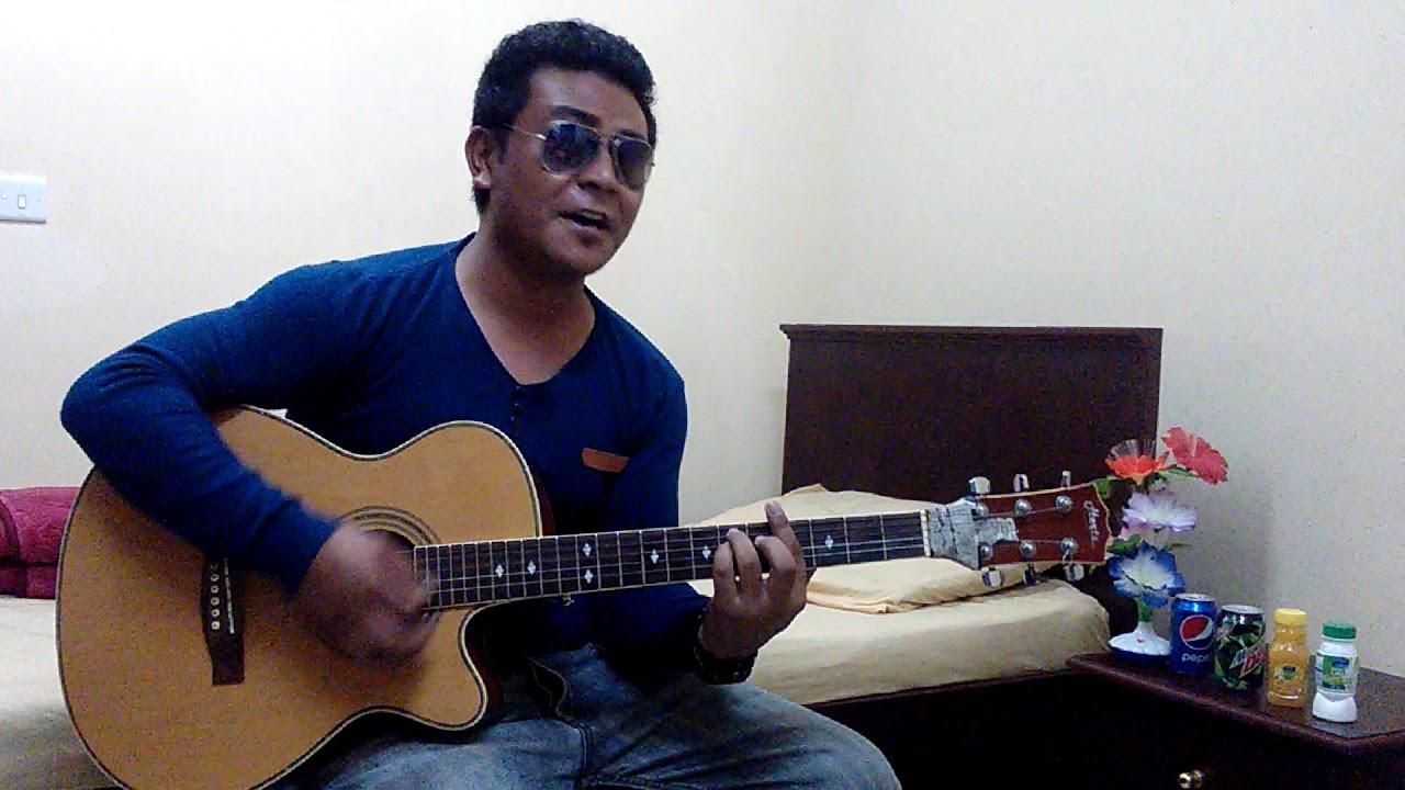 Barsa Ra Din Ma Lai Lai Cover By Sagar Lama Youtube
