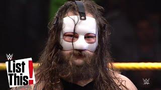 7 Superestrelas que quebraram a cara no ringue: WWE List This!