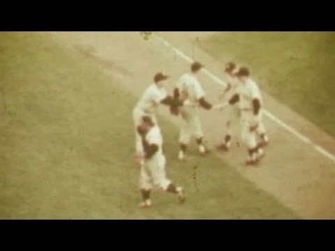 WS1958 Gm6: Turley gets last out, Yanks force Game 7