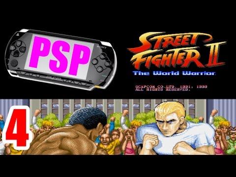 [4/4] Ryu Playthrough - STREET FIGHTER II(PlayStation Portable)