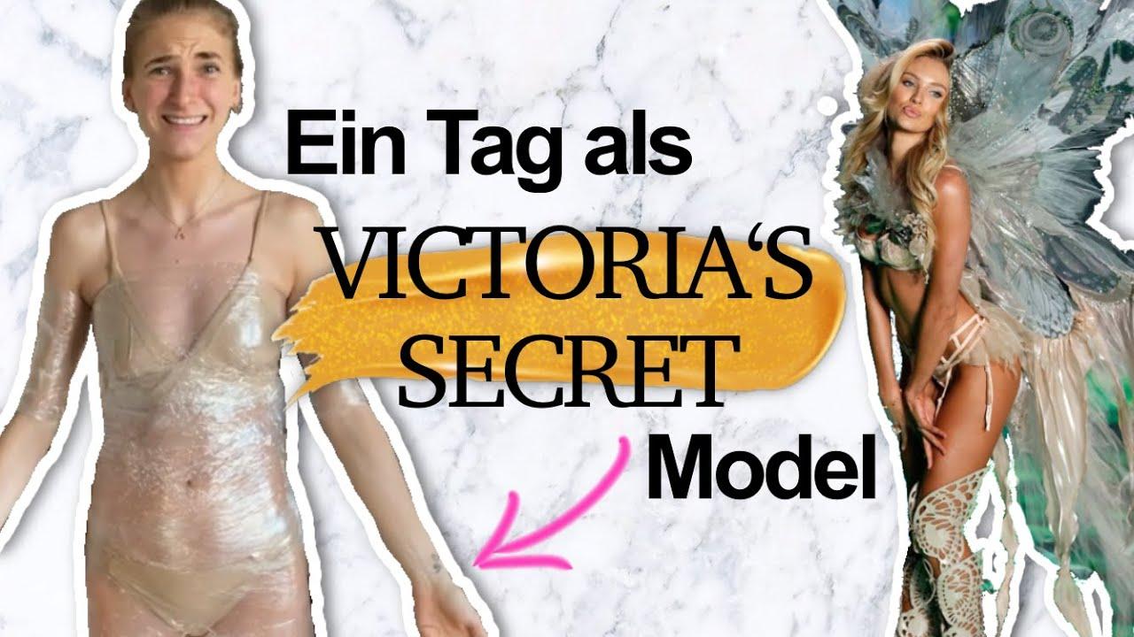 1 TAG als VICTORIA'S SECRET MODEL - Video Tagebuch I AnikaTeller