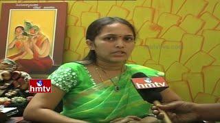 Vizianagaram ZP Chairman Shoba Swati Rani Face to Face | HMTV