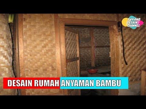780+ Contoh Gambar Rumah Anyaman Bambu HD