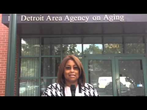 Helping Seniors And Caregivers: Detroit Area Agency On Aging