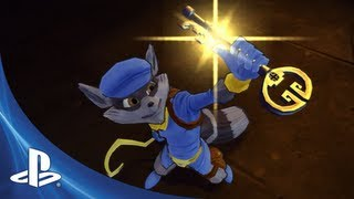 Sly Cooper: Thieves In Time - Story Trailer