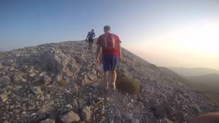Hiking Samos