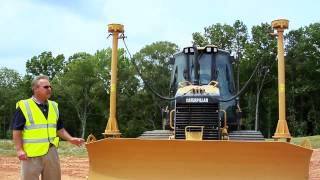 Cat D3K, D4K and D5K Small Dozer - Overview of Features