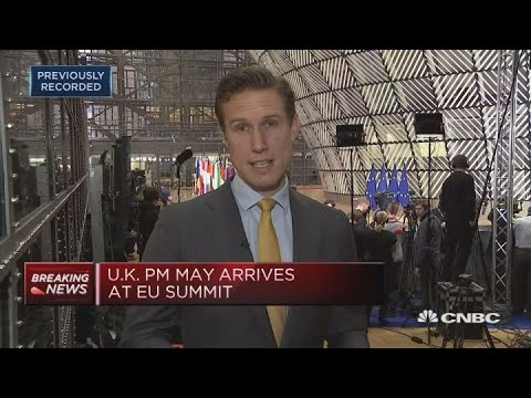 EU leaders preparing for no-deal Brexit scenario | Squawk Box Europe