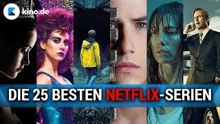 Die 25 besten Netflix-Serien