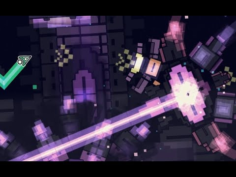 """Amethystia"" by Xender Game & MakFeed (1 coin) l Geometry dash"