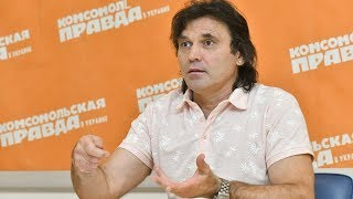 Виталий Борисюк, заслуженный артист Украины (интервью)