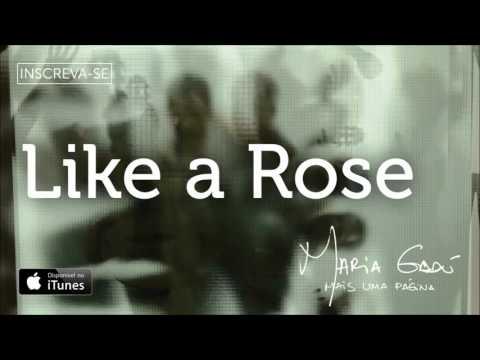"""Maria Gadú - """"Like a Rose"""" - Mais Uma Página [Áudio Oficial]"""