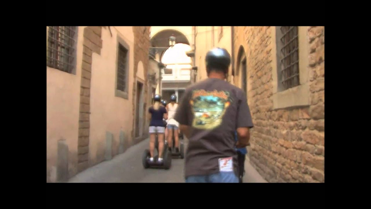 We Can Srl Firenze.Florence Segway Tour