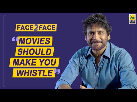 Nagarjuna Akkineni Interview With Baradwaj Rangan | Face 2 Face | Wild Dog | Ahishor Solomon