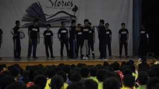 Sembawang Secondary Calisthenics Presents...