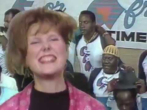 Calypso for Africa (Now is the time) Television Enterprises (1986)