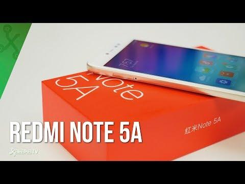 Xiaomi Redmi Note 5A Prime, review: ACORRALANDO a la GAMA de ENTRADA