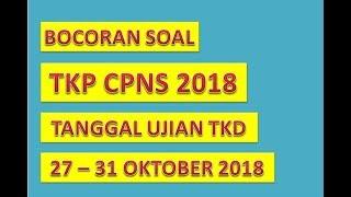Gambar cover # SOAL DAN PEMBAHASAN TES TKP CPNS 2018