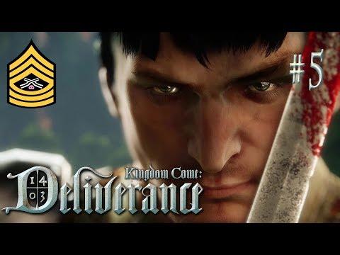 BIG GAME HUNTER | Kingdom Come Deliverance Part 5 | INTERACTIVE STREAM | 1080p @ 60fps