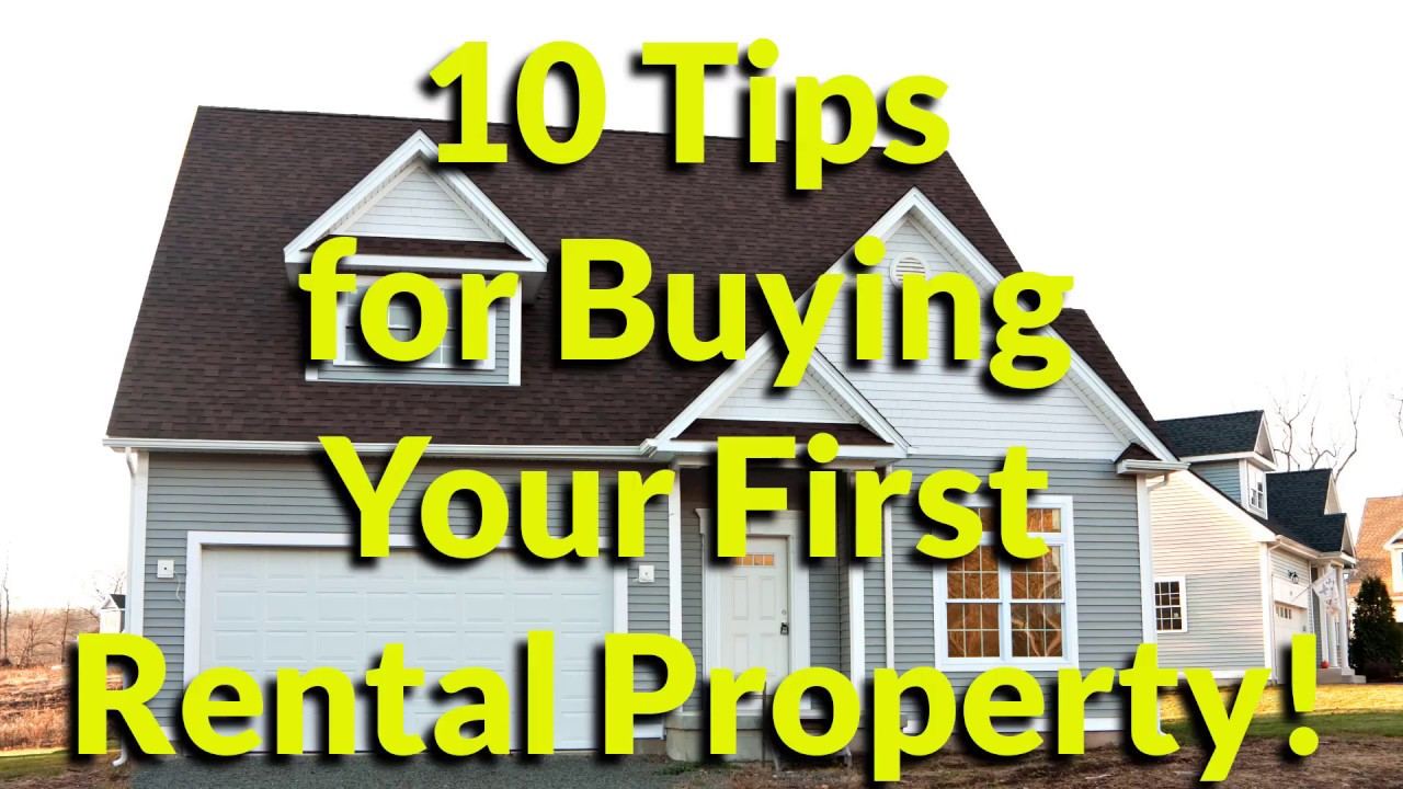 10 tips for buying your first rental property real estate thrill. Black Bedroom Furniture Sets. Home Design Ideas