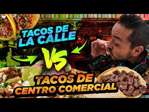 Por $22 pesos comes un Taco GIGANTE En CDMX