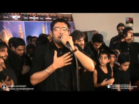 Mir Hasan Mir | Live |  Zahra Ki Betiyon Ki Ridae Utar Gai | At Lahore 2013 - Part 8/9